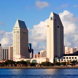 San Diego CA - Grand Hyatt
